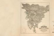 Kozlerjev zemljevid - ohranjevalnik zaslona (1)