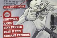 Slovenska pank tranverzala 23.5. KOCEVJE